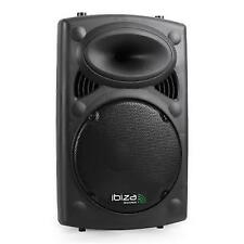 10 Inch Active Speaker 400w Mobile Disco Party 2-way EQ USB SD Mp3 Playback