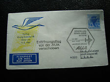 AUTRICHE - enveloppe 9/5/1966 (graz/linz) (cy22) austria