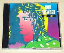ROD STEWART - 1969-1974 - CD NEUWERTIG - BEST OF