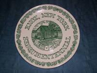 VINTAGE 1822-1972 KNOX NY  SESQUI-CENTENNIAL PLATE