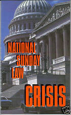 NATIONAL SUNDAY LAW CRISIS BOOK~PROPHECY~CHURCH & STATE~Mark of the Beast!!