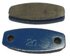 MCP KARTING BRAKE PADS,650,1125 CALIPER,BLUE HI-PERFORM