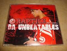 RAPTILE feat. VALEZKA - Da Unbeatables  (Maxi-CD)