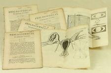 1823, Basil HALL, Experiments Invariable PENDULUM, galapagos, rio, Phil Trans