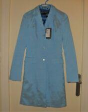 @ Superbe veste longue GAS bleu irisé , Taille S = 36 , NEUVE !  @