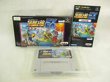 SUPER ROBOT WARS EX Gundam Super Famicom Nintendo Japan Game sf