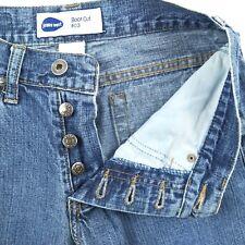 Vintage Jeanswest Boot Cut #03 Faded Blue Denim Jeans Women's Size 7 W26
