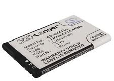 UK Battery for Nokia C6 C6-00 BL-4J 3.7V RoHS