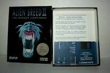 ALIEN BREED II THE HORROR CONTINUES USATO AMIGA EDIZIONE ITALIANA PAL FR1 48382
