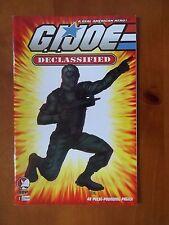 G.I.Joe Declassified #1 Variant B Cover Devil's Due Publishing DDP