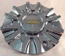 Baccarat Custom Wheel Center Cap C2160C MCD8244YA01 SJ107-08 Chrome