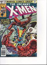 Marvel The Uncanny X-Men # 129 1st Emma Frost 1st Kitty Pryde