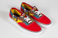 Vans Limited Edition Marvel Comics Ironman Tennis Shoes Mens 10.5