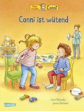 Conni-Bilderbücher: Conni ist wütend (Hardcover)