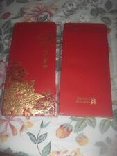 Brand New 2017 Standard Chartered red packet hong bao ang pow