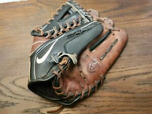"Nike N1 Air 11.5"" Trapeze Baseball Softball Glove Right Hand Throw EUC"