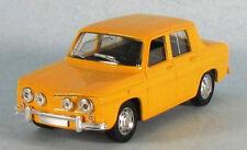 SOLIDO 1962-1965 Renault 8 Sedan (Yellow) 1/43 Scale Diecast Model, RARE!
