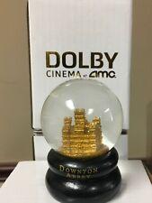 DOWNTON ABBEY Snow Globe AMC Dolby opening night gift 9/12/19 promotional item