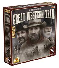 Pegasus 54590G - Great Western Trail, Strategiespiel Strategiespiel für 2-4 Sp..