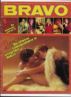 BRAVO Nr.53 vom 27.12.1972 Gilbert O`Sullivan, Glenn Ford, Monika Lundi, Slade..