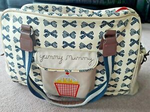 Yummy Mummy Pink Lining Baby Changing Bag