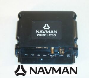 Navman Wireless Qube 4 HSPA Navigator Vehicle Tracker Locator GPS