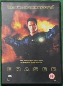 Eraser (DVD, 1999)