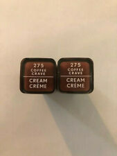 (2) Covergirl Exhibitionist Cream Lipstick, 275 Coffee Crave