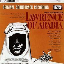 Lawrence Von Arabien-Orig.Sc | CD | Zustand sehr gut