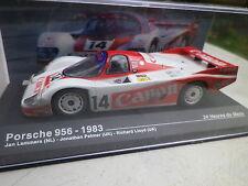 PORSCHE 956 1983 Canon #14 Lammers 24 Heures Le MANS 1/43   G52