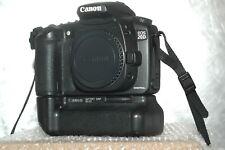 Canon EOS 20D 8.2MP Digital SLR Camera Body+Battery Grip+2GB CF card.