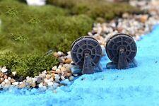 2 pcs Miniature Cute Fairy Garden Watermill Fairy Accessory (FAST SHIPPING)