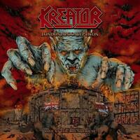 Kreator - LONDON APOCALYPTICON - LIVE AT THE ROUNDHOUSE  - CD NEU
