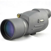 Visionking 15-45x60 ED Glass Straight Waterproof Spotting Scope bird