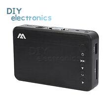 1080P HD HDMI Media Player RMVB MKV SD SDHC USB JPEG Remote Optical US