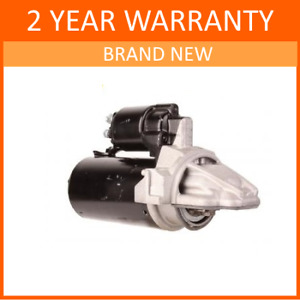 Starter Motor FORD TRANSIT MK7 2.2   2.4   TDCi   2006-2016 2.0kW ** BRAND NEW *