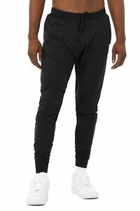 Alo Revitalize Yoga Pants - Men's Small ~ $118.00 Black Jogger