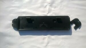 OBLONG / RECTANGULAR NUMBER PLATE HOLDER FOR  TRAILERS AND HORSE BOXS