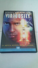 "DVD ""VIRTUOSITY"" DENZEL WASHINGTON RUSSEL CROWE"