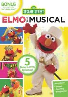 Sesame Street - Sesame Street: Elmo the Musical [New DVD] Full Frame