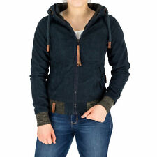 Naketano hüftlange Damenjacken & -mäntel mit Reißverschluss