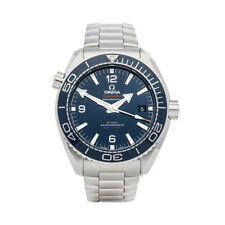 OMEGA SEAMASTER PLANET OCEAN STAINLESS STEEL WATCH 21530442103001 W5481