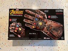NEW Hasbro Marvel Legends Series Avengers Infinity Gauntlet Thanos