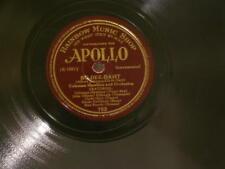 COLEMAN HAWKINS Yesterdays / Bu-Dee-Daht Dizzy Gillespie Max Roach Apollo 78 rpm