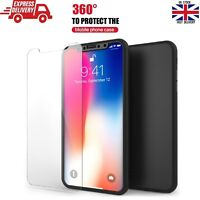 Shockproof Full Body 360° Protective Ultra Slim Case Cover For Apple iPhone XR