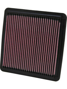 K&N Panel Air Filter [ref Ryco A1527] FOR SUBARU FORESTER SH (33-2304)