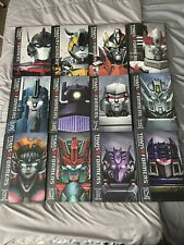Transformers IDW Collection Phase Two Hardcover LOT Vol 1-12