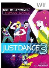 Nintendo Wii Spiel Just Dance 3