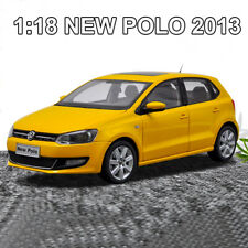 1:18 ORIGINAL Volkswagen NEW POLO 2013 Diecast Model Car Collection New In Box