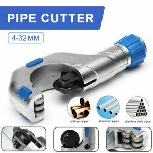 Rohrschere Rohrschneider Rohrabschneider Edelstahl Klinge 4-32mm Alu Kupfer PVC